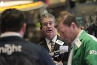 Wall Street to brokers: Investors should buy, not flee