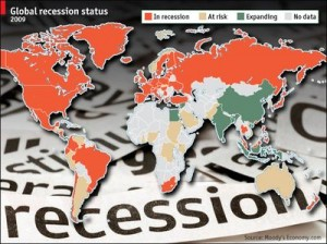 Another Recession is on the way!