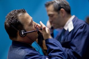 Stocks plunge as economic, Europe worries continue