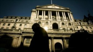 The Bank of England is one of six central banks taking part in the co-ordinated action