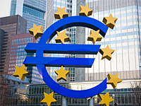 The European Central Bank is indebted to the hilt