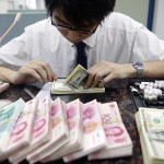 Dollar Falls Versus Yen